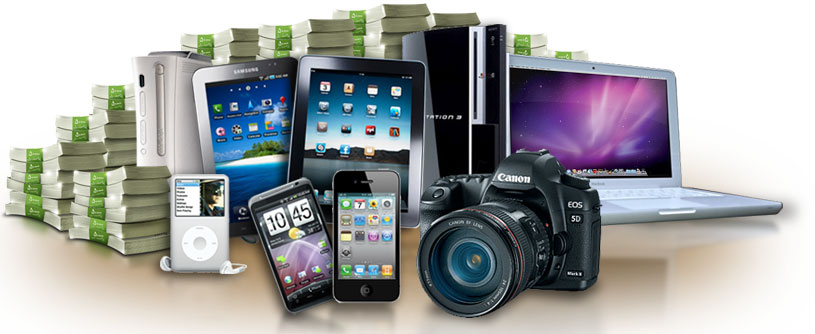 Sell Your Phone Tablet Laptop Console For Cash